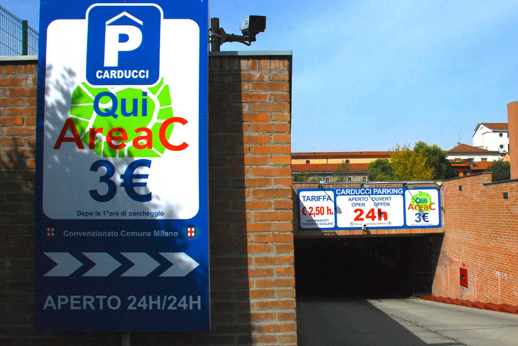 <h1><b>Carducci Parking</b> </h1>