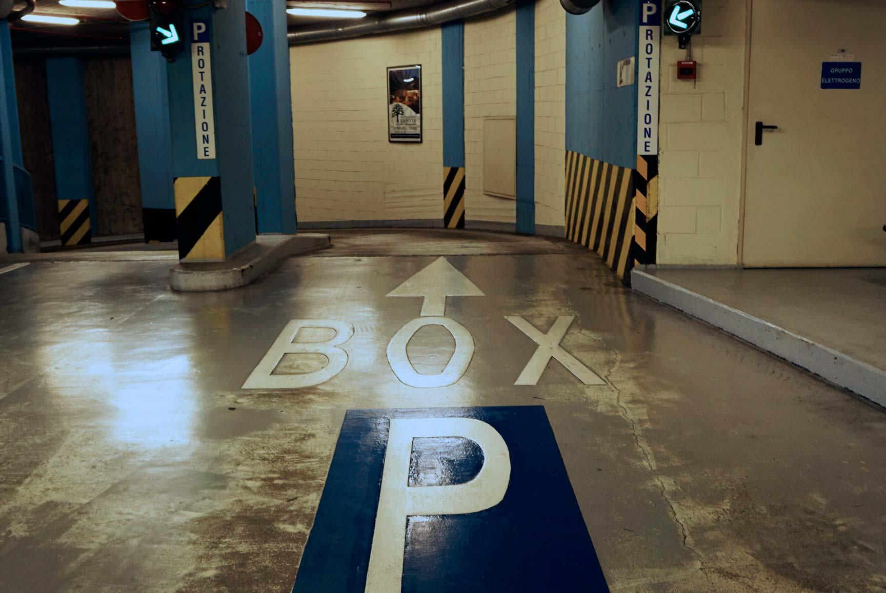 <h1><b>Buonaparte Parking</b> </h1>